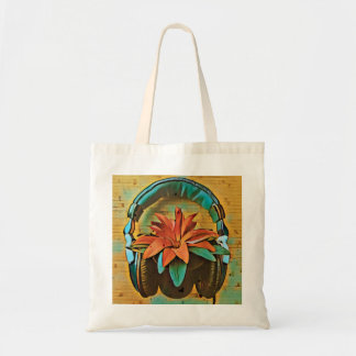"Tote ""Chillin' to the sounds of nature"""