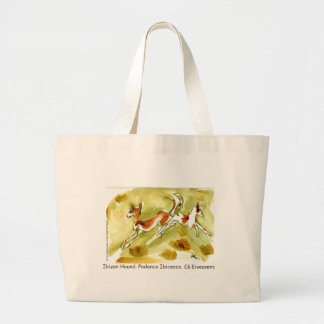 Tote for Ibizan Hound Lovers