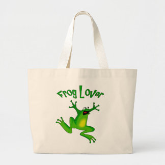Tote Frog Lover Bag
