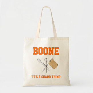 """TOTE """"It's a Guard Thing"""" Tote Bag"""