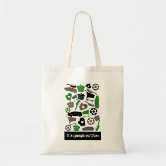 """Tote """"It's a jungle out there"""""""