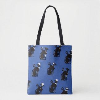 Tote, Professional Cat Tote Bag