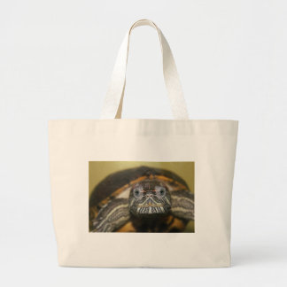 Tote Red-eared Slider Turtle Jumbo Tote Bag