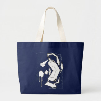 Tote - Spraypaint Jumbo Tote Bag