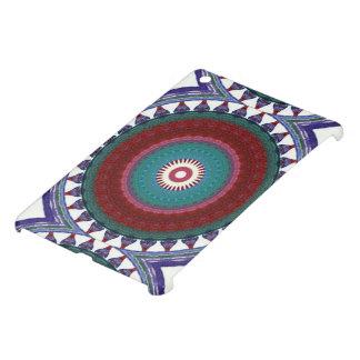 Totem colour pattern iPad mini cover