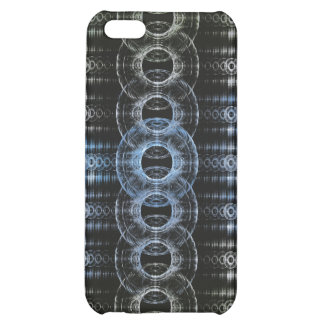 Totem Fractal iPhone 5C Cover