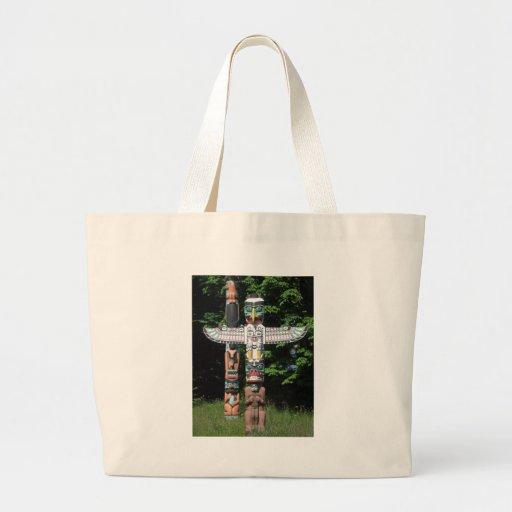 Totem Pole Bags
