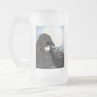 Totemic Hecate drinkware Frosted Glass Beer Mug