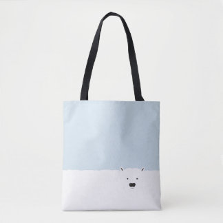 Totes. bear tote bag