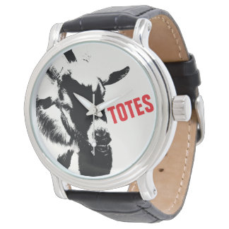TOTES GOAT WATCH