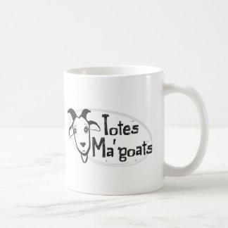 Tote's Ma' Goats Basic White Mug