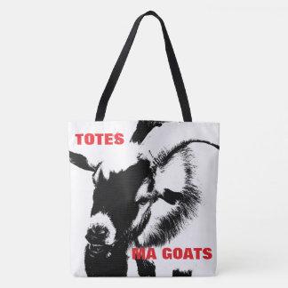 TOTES MA GOATS Large Tote Bag
