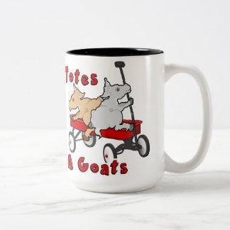 Totes MaGoats FunnY Goat Meme Coffee Mug