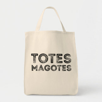 Totes Magotes Grocery Bag