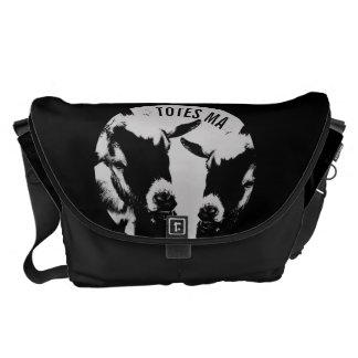 TOTES MAGOTES Large Messenger Bags