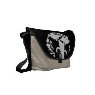 TOTES MAGOTES Small Messenger Bag