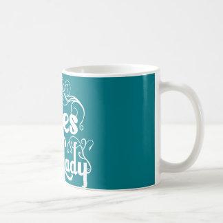 Totes M'Lady Coffee Mug