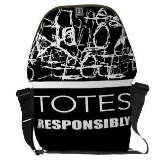 Totes Responsibly Messenger Bags