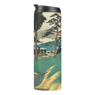 Totsuka, Japan: Vintage Woodblock Print Thermal Tumbler