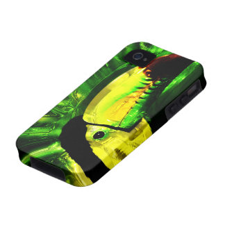 Toucan 1 Case-Mate Case Vibe iPhone 4 Cases