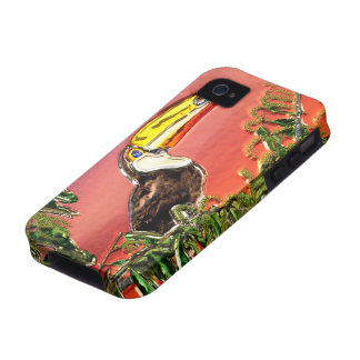 Toucan 2 Case-Mate Case iPhone 4 Covers