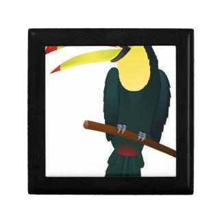 Toucan Drawing Gift Box