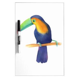 Toucan Dry Erase Board