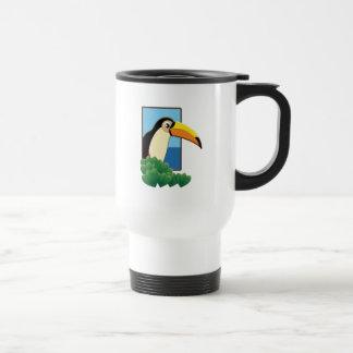 Toucan in the Window Travel Mug