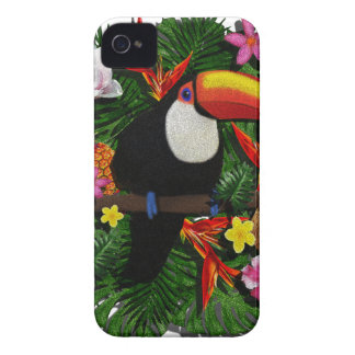 Toucan iPhone 4 Covers