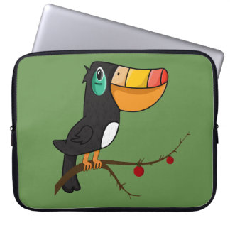 Toucan Laptop Sleeve