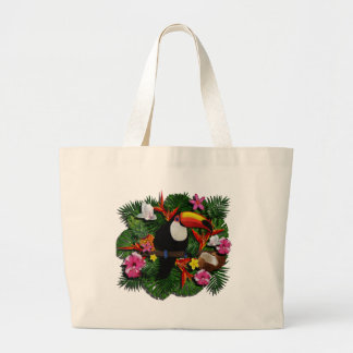 Toucan Large Tote Bag
