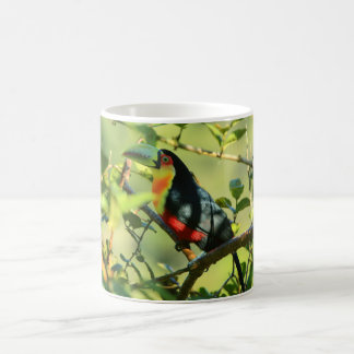 Toucan-of-peak-green Coffee Mug
