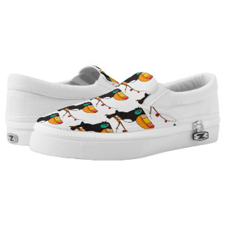 Toucan Printed Shoes