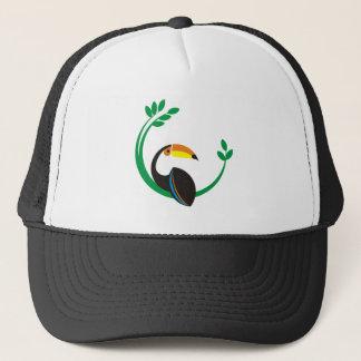 Toucan Trucker Hat