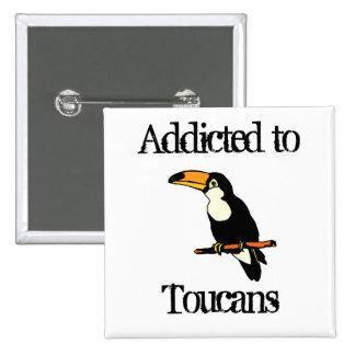 Toucans Pin