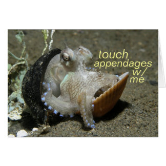 touch appendages card