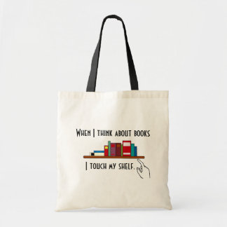 Touch My Shelf Tote