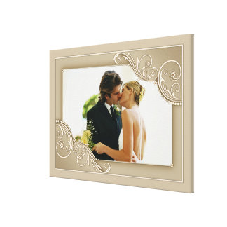 Touch of Elegance Canvas Prints
