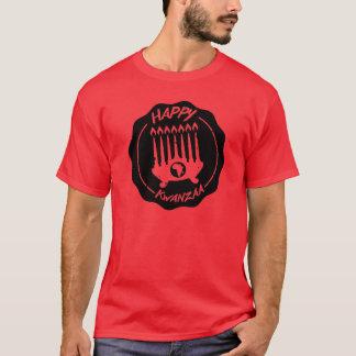 Touch Of Grunge Kwanzaa T-Shirt