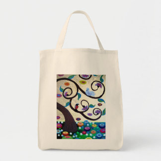 Touch of Klimt Tote Bag