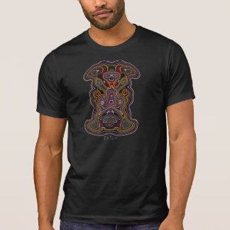 Touch Tees: (Totem) Ghost in the Machine T-Shirt