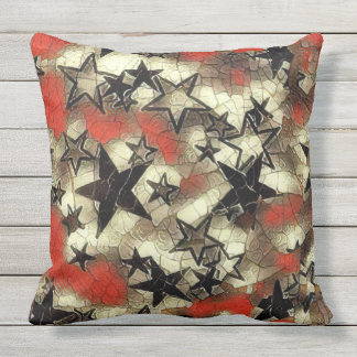Touch the Stars Outdoor Cushion