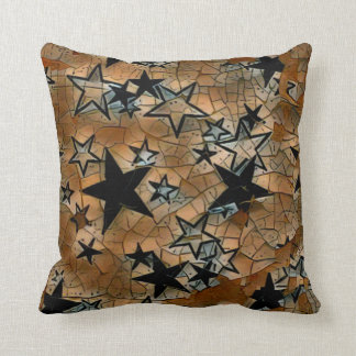 Touch the Stars Throw Pillow