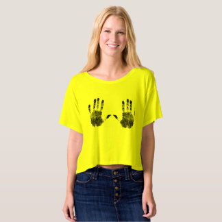 Touch this artwork T-Shirt