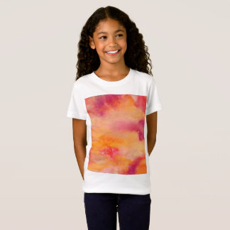 Touched by Fire Watercolour T-Shirt