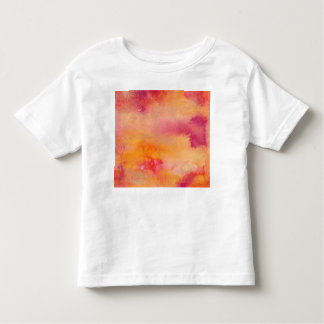 Touched by Fire Watercolour Toddler T-Shirt