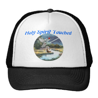 Touched by Holy Spirit Inspiration Hat