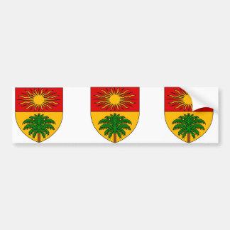 Touggourtt, Algeria Bumper Sticker