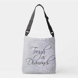 Tough as Diamonds Crossbody Bag