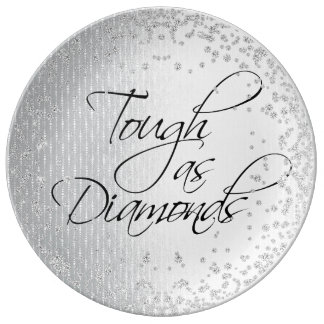 TOUGH AS DIAMONDS PLATE